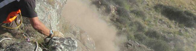 Güvenli Kaya Düşürme Hizmetleri